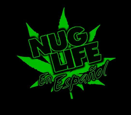 NugLife Español Black Green LEaf Logo 01