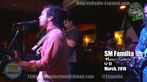 """#NugLifeRadioMusica: SM Familia – """"Manuel Santillan"""""""