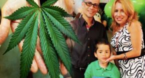 Después de sólo dos días de tratamiento con cannabis, niño autista Habla Por PrimeraVez