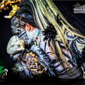 FOTOS: SLY VEGAS y Sublimator @ Expo Weed Mexico City 2016